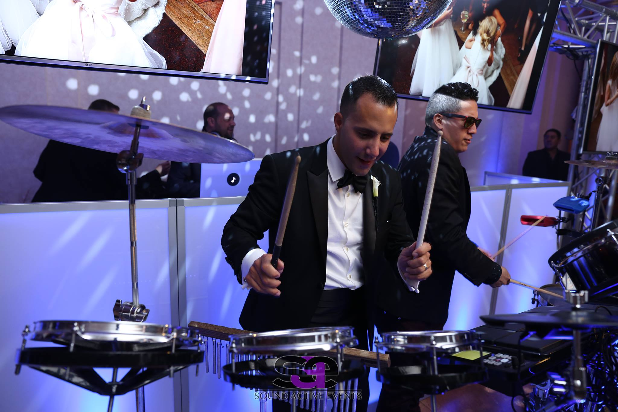 Wedding Drummer