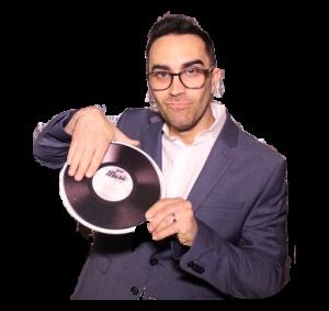 Sound Active Events - Anthony Costello - DJ and MC