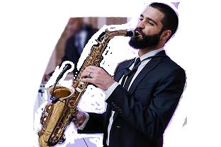 Sound Active Events - Saxophonist - Duke